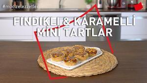 Fındıklı & Karamelli Mini Tartlar | Mucize Lezzetler