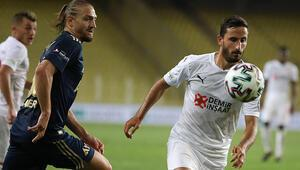 Fenerbahçe zorlu Sivasspor deplasmanında
