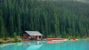 Her mevsim harika görüntüler sunan cennet: Alberta