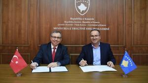 Balkanlarda yapılacak Kosova Teknopark için protokol imzalandı