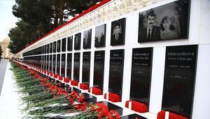 Azerbaycanda Kanlı Ocak kurbanları anılıyor