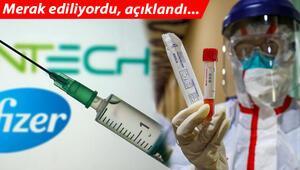 Pfizer & BioNTech aşısında sevindiren gelişme