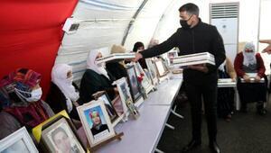 Osmangazi Belediyesi evlat nöbetine destek verdi