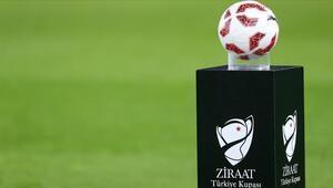 Ziraat Türkiye Kupası çeyrek final maçları ne zaman Program belli oldu