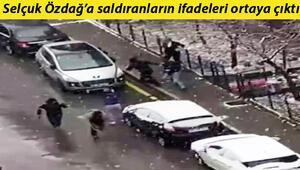 Selçuk Özdağ'a saldıranların ifadeleri ortaya çıktı: Ayağı kaydı, demir korkuluğa kafasını çarptı