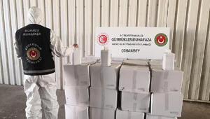 5 sınır kapısında 82 milyon liralık kaçak eşya ele geçirildi