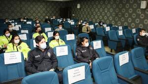 Polise evlilik öncesi eğitim semineri