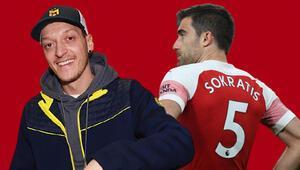 Son Dakika | Arsenal, Fenerbahçenin transfer gündemindeki Sokratisin sözleşmesini feshetti