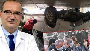 Kocaelinin Kartepe ilçesinde kaybolduktan 5 gün sonra ölü bulunan Doktor Uğur Tolun İzmirde son yolculuğuna uğurlandı