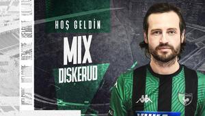 Denizlispor, Mikkel Mix Diskerud transferini açıkladı