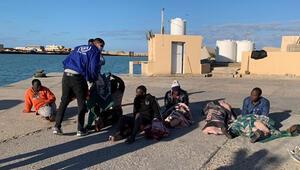 Son dakika: Akdenizde göçmen teknesi battı, çok sayıda ölü var
