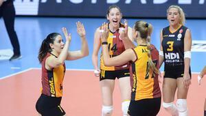 Galatasaray HDI Sigorta 3-2 Sistem9 Yeşilyurt