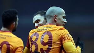 Galatasaraydan 25 yıl sonra bir ilk Denizlispor maçında...
