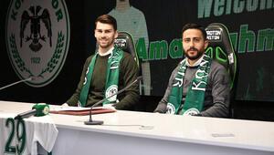 Konyaspor, Amar Rahmanovic transferini açıkladı