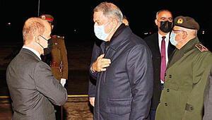 Milli Savunma Bakanı Akar: Bağdat, PKK'yı Sincar'dan çıkaracağını söyledi