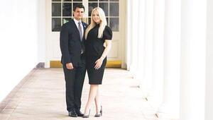 Trump'ın kızı Beyaz Saray'da nişanlandı