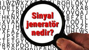 Sinyal jeneratör nedir ve ne işe yarar Sinyal jeneratörü kullanım alanları