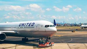 United Airlinestan büyük zarar