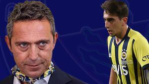 Fenerbahçenin genç yıldızı Ömer Farukta mutsuz sona doğru Ali Koç üç kez evine gitti