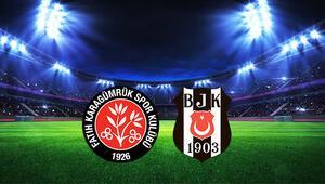 Fatih Karagümrük Beşiktaş maçı ne zaman saat kaçta ve hangi kanalda 37 yıl sonra ligde ilk karşılaşma