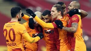 Galatasaray hem yara sardı hem de dişini gösterdi
