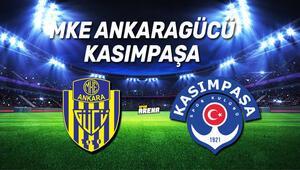 MKE Ankaragücü Kasımpaşa maçı saat kaçta İşte karşılaşma öncesi takımların son durumu
