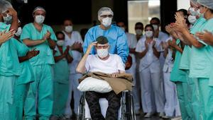 Venezueladan Brezilyaya koronavirüs hastaları için oksijen tüpü desteği