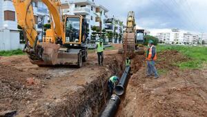 Konyaaltı içme suyu hattı 13 milyon TLye yenileniyor