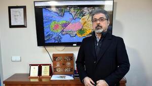 Prof. Dr. Hasan Sözbilir: Bölgede deprem fırtınası yaşanıyor
