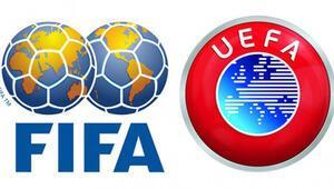 FIFA ve UEFAdan çok sert çıkış Men tehdidi...
