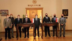 Bodrumun en büyük arıtma tesisi için imzalar atıldı