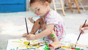 Çocukların yaratıcılığını destekleyecek dekorasyon önerileri