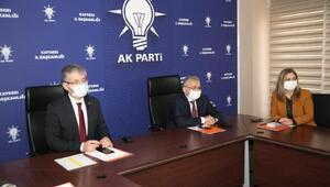 Başkan Büyükkılıç, AK Parti Genişletilmiş İl Başkanları toplantısına katıldı
