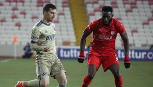 Sivasspor 1-1 Fenerbahçe (Maçın özeti ve golleri)