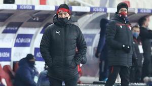 Sivasspor Teknik Direktörü Rıza Çalımbaydan Fenerbahçe maçı yorumu Galibiyetle ayrılabilirdik