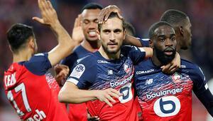 Yusuf Yazıcı, Fransa Ligue 1de ayın futbolcusu seçildi