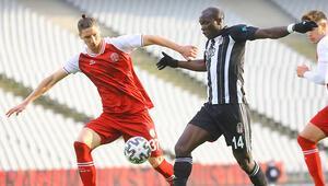 Karagümrük-Beşiktaş maçında 645 isabetle pas rekoru