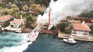 Vaniköy yangını soruşturması tamamlandı: Kasıt da yok dava da yok