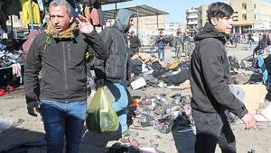 Bağdat'ta kanlı saldırı: 32 ölü