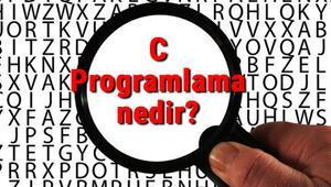 C Programlama nedir C Programlama kullanım alanları ve örnekleri