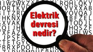 Elektrik devresi nedir ve nasıl yapılır Basit elektrik devresi elemanları ve örnekleri