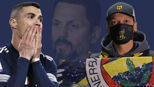 Sivasspor - Fenerbahçe maçının ardından olay oldu Mesutun yanına Ronaldoyu getirseniz...