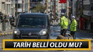 Hafta sonu yasakları ne zaman bitecek İşte hafta sonu sokağa çıkma yasakları ile ilgili son açıklamalar