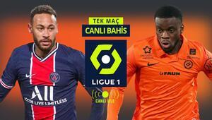 Fransa Ligue 1 maçları CANLI YAYINLA Misli.comda PSGnin iddaa oranı...