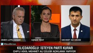 CHPde mektup tartışması Kılıçdaroğluna neden mektup yazdığını açıkladı