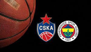 CSKA Moskova Fenerbahçe Beko maçı ne zaman, saat kaçta ve hangi kanalda İşte maça dair ayrıntılar