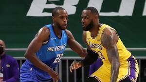 NBAde Gecenin Sonuçları | Lakers, LeBron Jamesle Bucksı devirdi