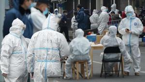 Çinde şüpheli vaka paniği İki hastane karantinada