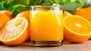Soğuk Havalarda Portakal Suyu İçin Bakın Nasıl Fayda Sağlıyor...