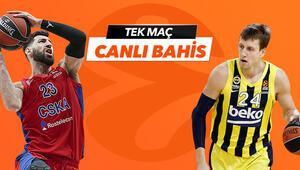 Fenerbahçe Beko zorlu Moskova deplasmanında Canlı yayın ve canlı iddaa Misli.comda...